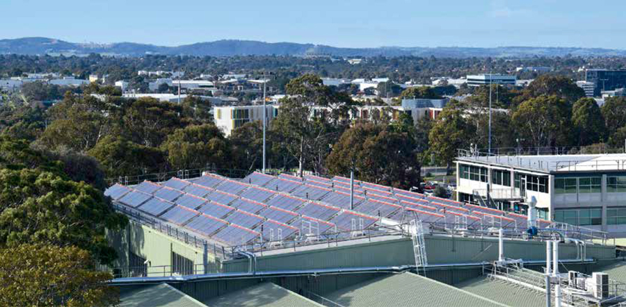 Monash-University-Solar-Power-Job