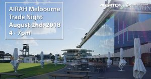AIRAH Melbourne Trade Night 2018 Alerton Australia Leading Edge Automation